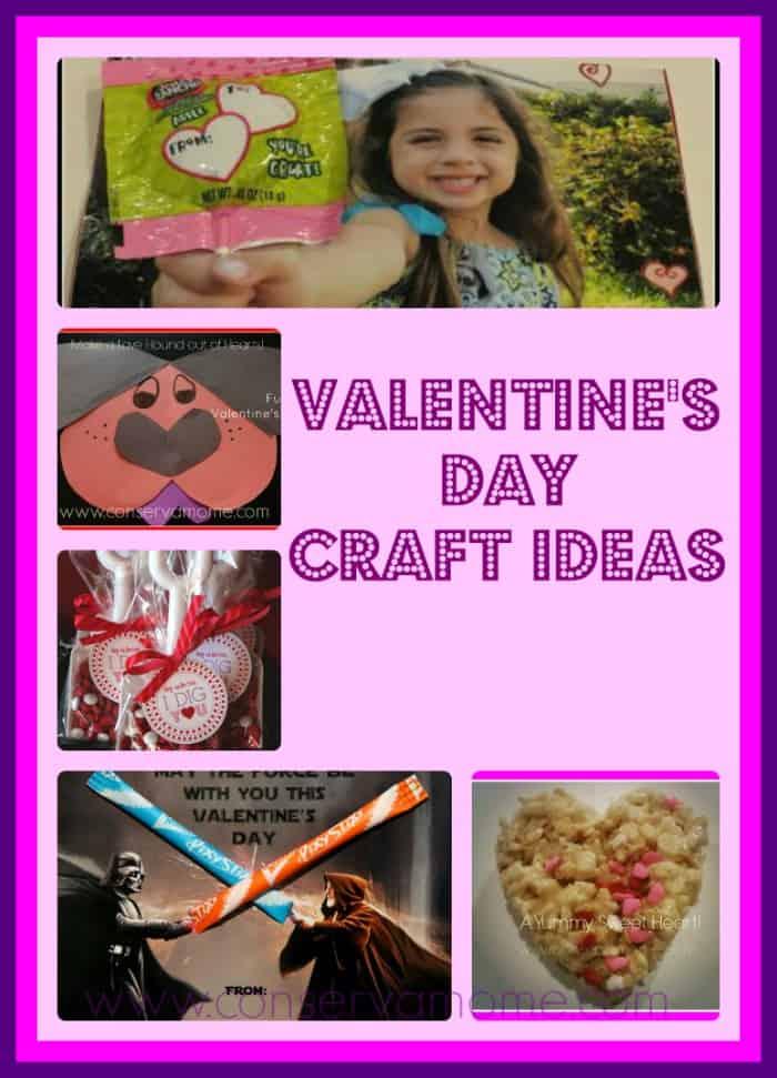 Valentine's Day Crafts & Ideas for Kids