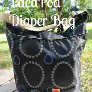 Pacapod Diaper Bag- The Must Have in Convenience & Organization.