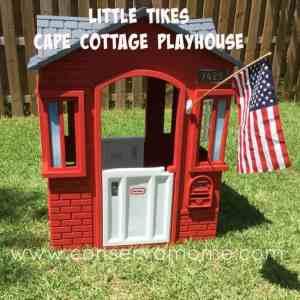 Little Tikes Cape Cottage Playhouse Review
