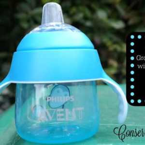 Fun For Your Growing Little one with Philips Avent My Penguin Sippy Cup & Giveaway!