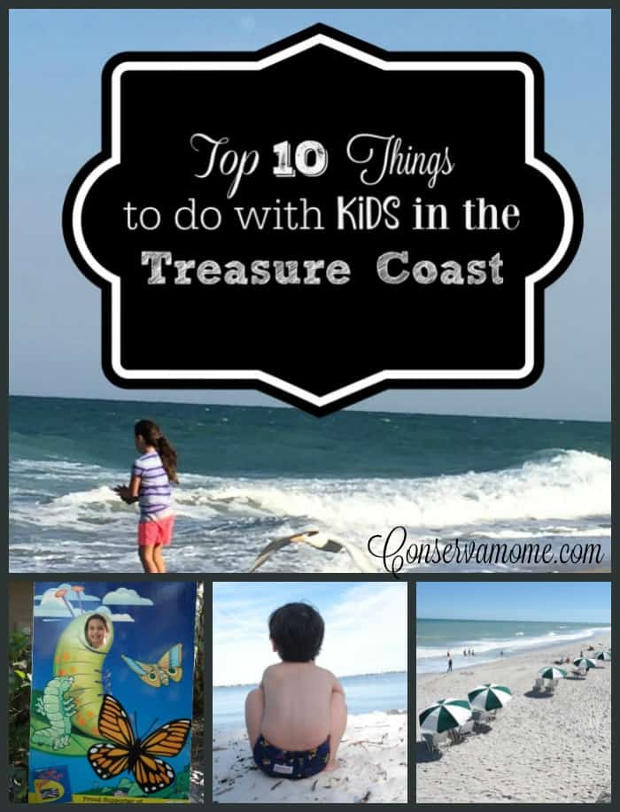 things to do with kids in Treasure Coast