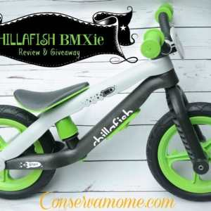 Chillafish BMXie Balance Bike Review & Giveaway ends 8/31