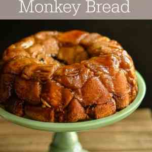 Quick & Heavenly Monkey Bread