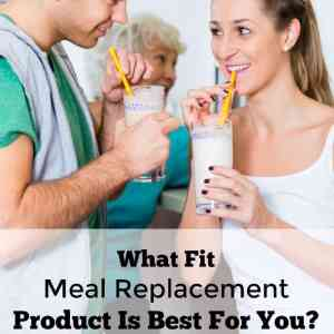 What FiT Meal Replacement Product Is Best For You