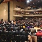 Farrakhan green-lights violence, calls for racial holy war at massive rally