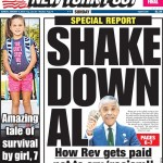 Al Sharpton: News Corp pays me money!