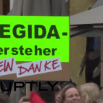 Socialists/Marxists/CDU unite for pro-Muslim immigration rally in Dresden