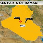 ISIS takes most of the city of Ramadi