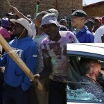 Zulu rioters are also targeting white people and Asians