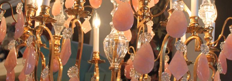 pink-chandelier