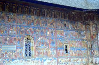 Mănăstirea Humor, în patrimoniul UNESCO