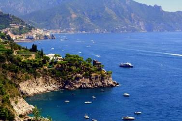 coasta amalfi Italia