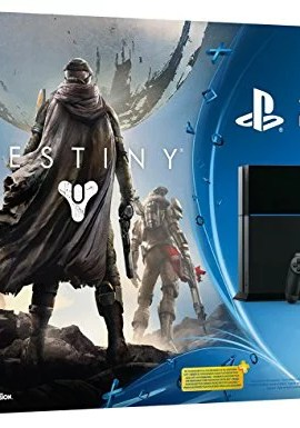 PS4 destiny Pack console