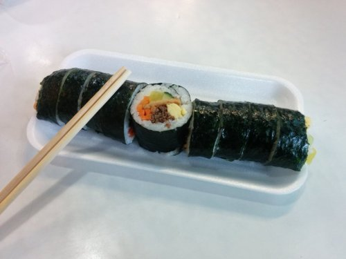 H-Mart: Sushi & Roll