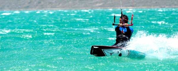 Kiteboarding Langebaan South Africa