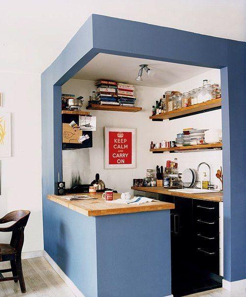 05 cozinha muito pequena sob medida