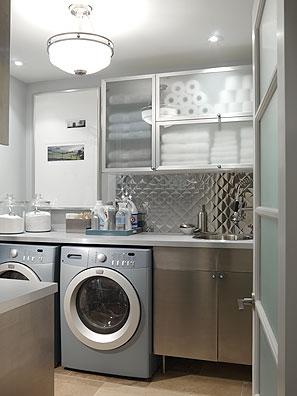 lavanderia pequena organizacao e decoracao