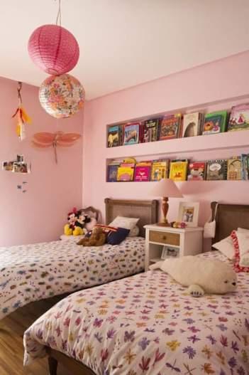 01 rosa quartzo decoracao quarto de menina