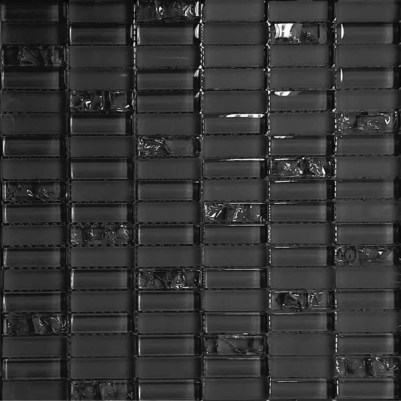 pastilha ice-26 colortil revestimento banheiro preto