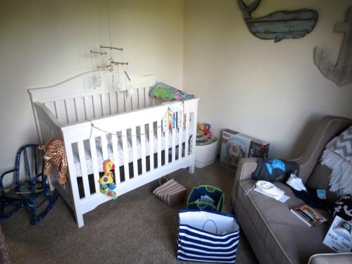 Baby Crib, construction2style, nursery