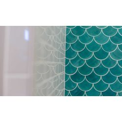 Small Crop Of Fish Scale Tile