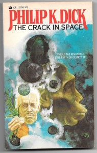 the crack in space