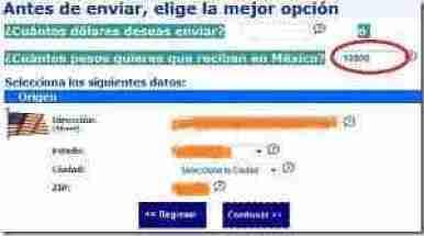 datos origen de remesas thumb Como enviar Dinero desde Estados Unidos? Compara precios en envio de Remesas