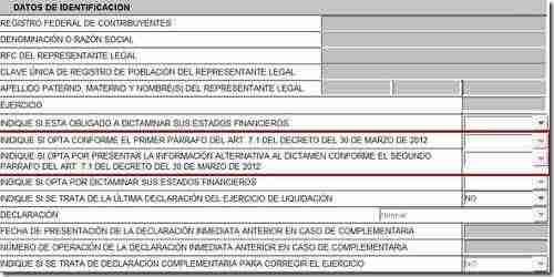 Formulario 18 19 20 21 thumb Guia de Novedades DEM 2013   Declaracion Anual de Personas Morales 2012