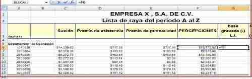 calcular ISR excel 4 thumb Como calcular el ISR por Salarios – Desde Nomina en Excel (Formula BuscarV)