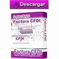 DESCARGAR FACTURA CFDI Contar con un Sistema Informático para la Generación de las Facturas Electrónicas (CFDI)