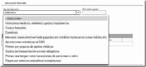 Declaracion Anual Simplificada Deducciones Personales thumb Presentar la Declaracion Anual Simplificada – Sueldos, Salarios y Asimilados 2013