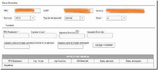 Declaracion Anual Simplificada Ingresos thumb Presentar la Declaracion Anual Simplificada – Sueldos, Salarios y Asimilados 2013