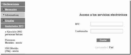 Declaracion Anual Sueldos y Salarios 2013 thumb Presentar la Declaracion Anual Simplificada – Sueldos, Salarios y Asimilados 2013