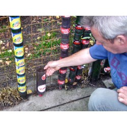 Small Crop Of Soda Bottle Vertical Garden
