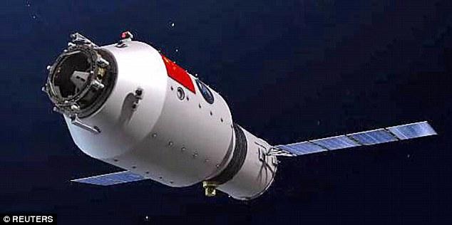 Estação Espacial da China gira fora de controle. O que poderá acontecer nos próximos dias
