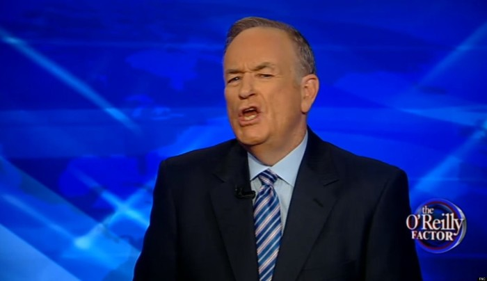 bill o'reilly huff post