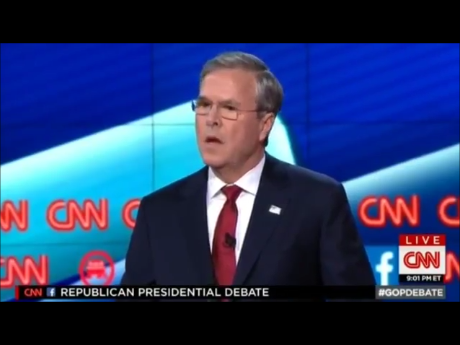Bush 5thh GOP Debate
