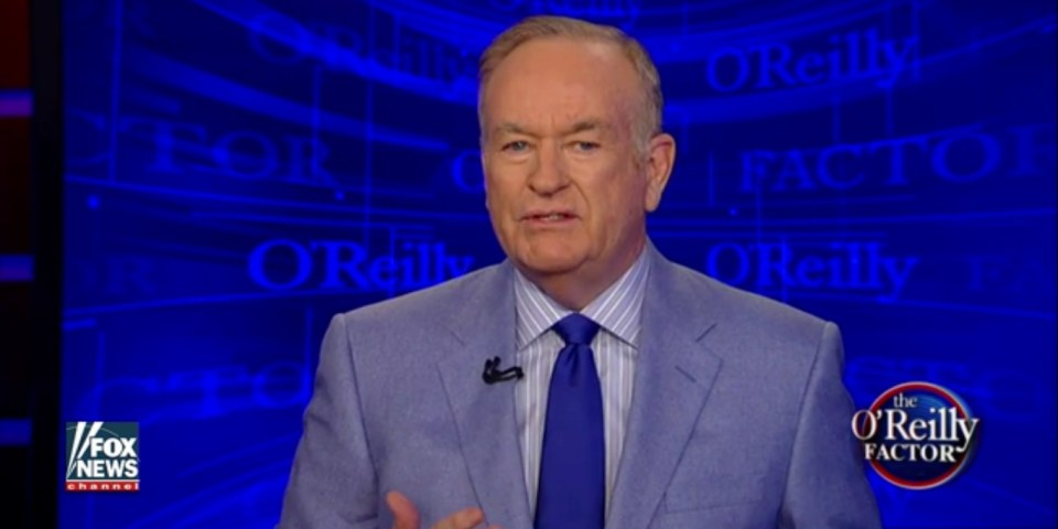 bill o'reilly super predator