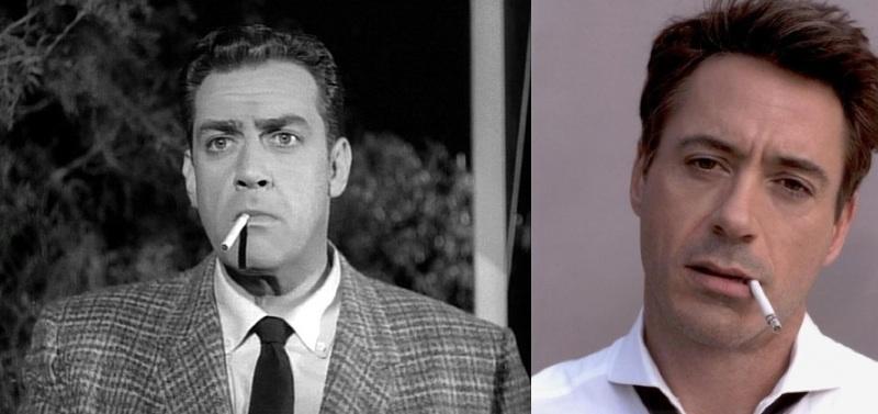 Robert Downey Jr. Perry Mason