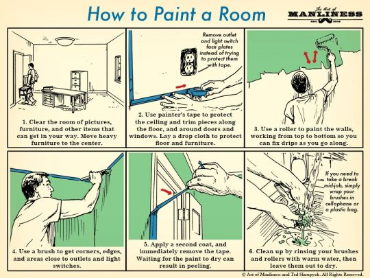 Paint a Room 1
