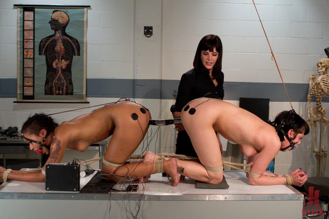 bdsm torture interrogation