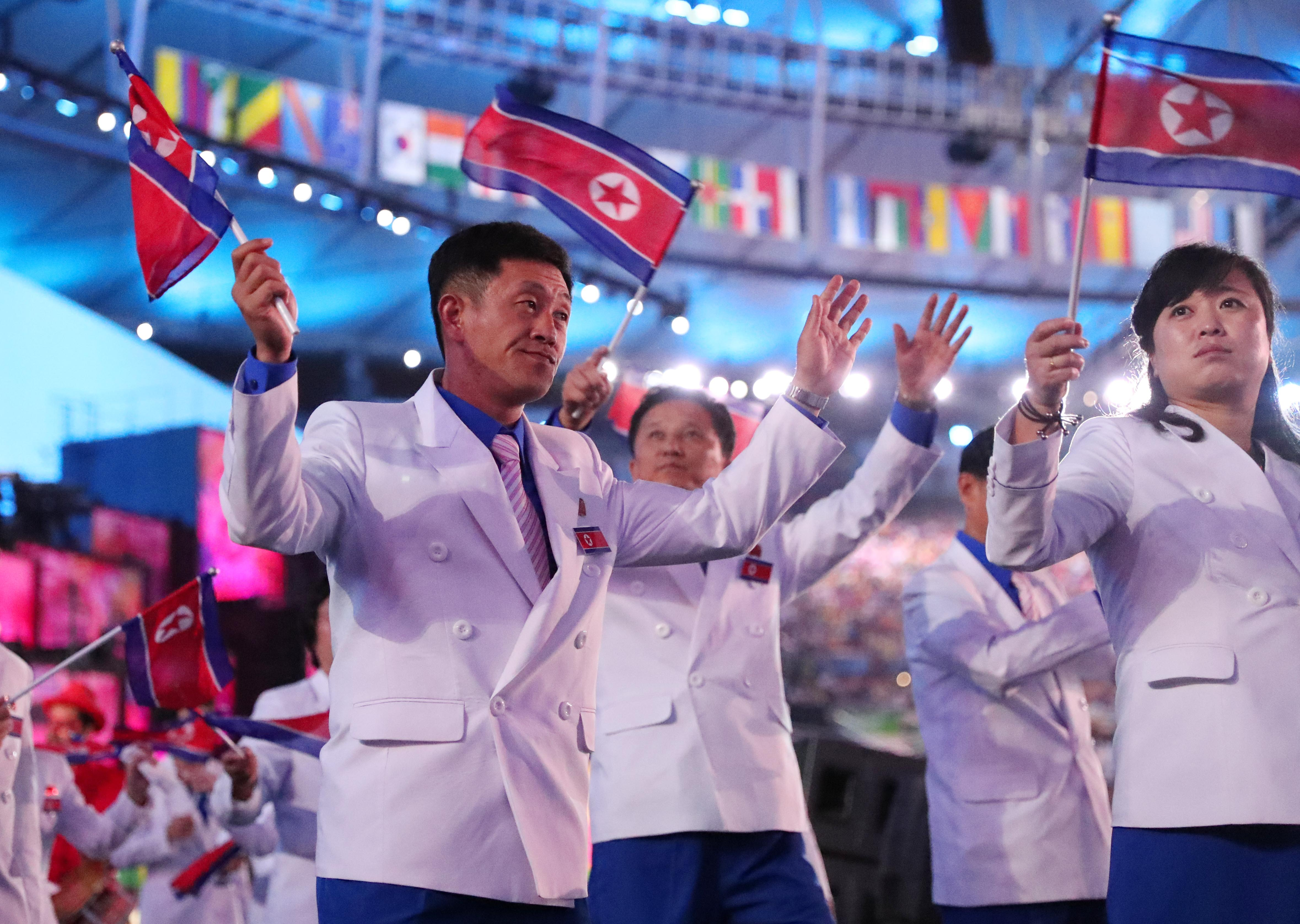 pyeongchang 2018 what are north korea s cheerleaders 2