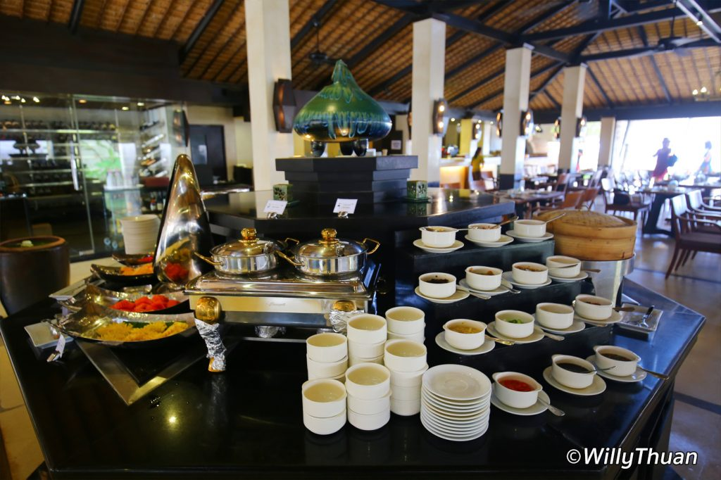 Breakfast at Sala Bua