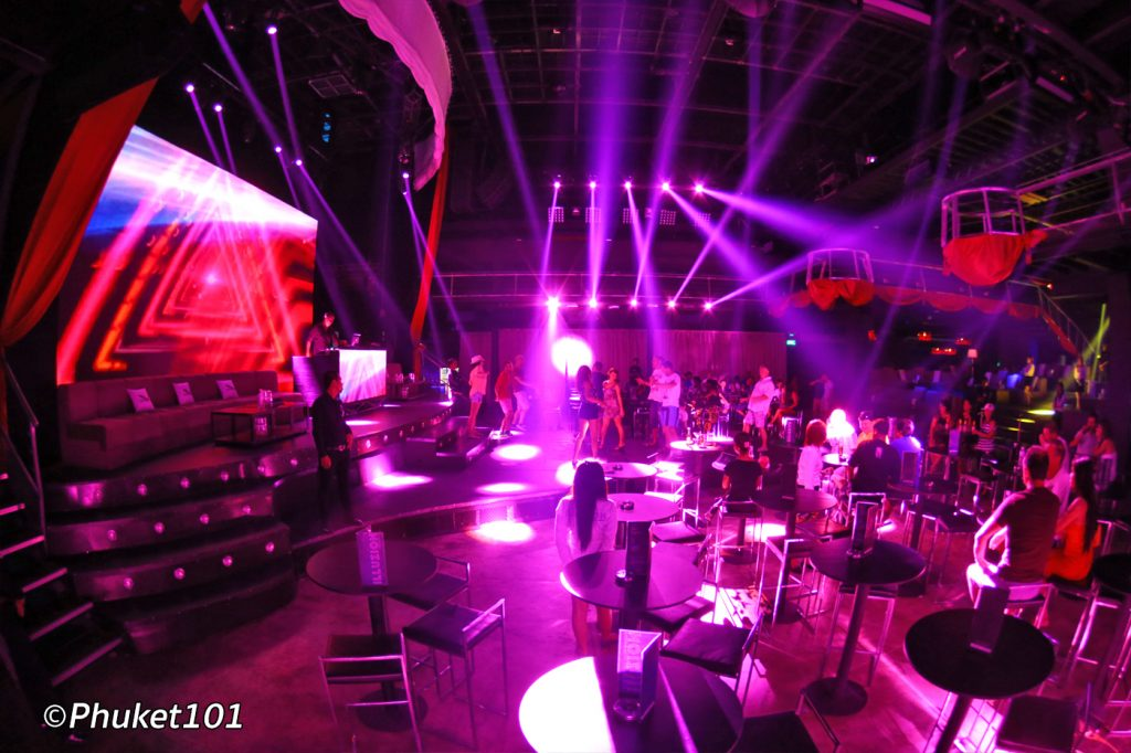Illuzion Disco Club Phuket