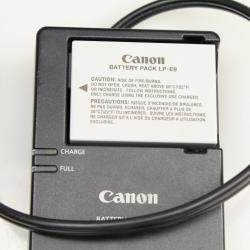 Small Crop Of Canon T3i Battery