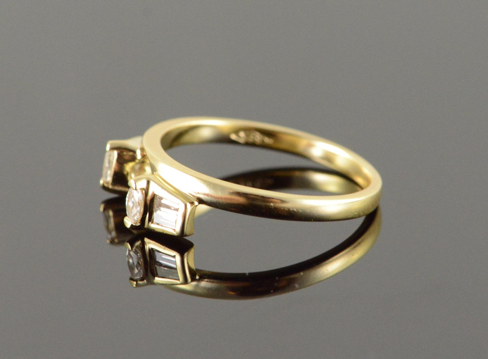 rose gold wedding ring guard wedding ring guard Rose Gold Wedding Ring Guard