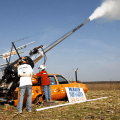 Pumpkin launch