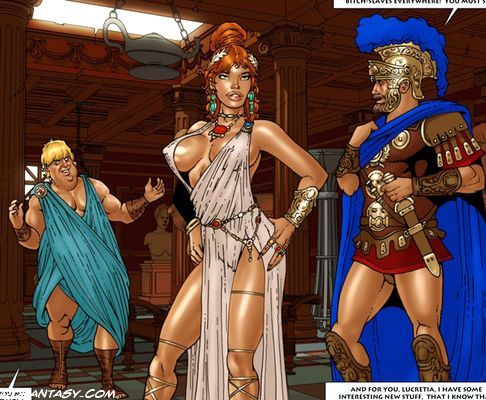 roman slave erotica