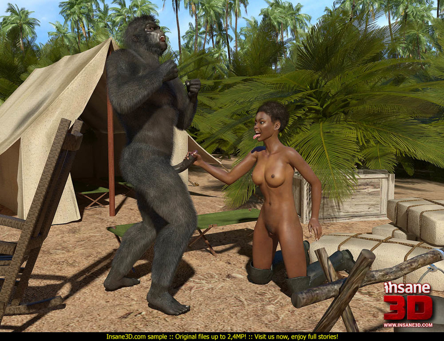 gorilla sex with girl pics