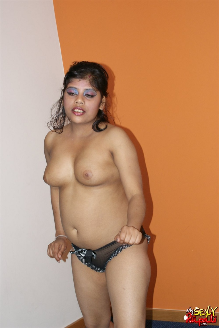 Fat indian girl wild